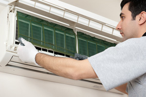 Ductless mini-split installation in Wisconsin and Minnesota