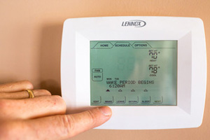 A programmable thermostat for your Wisconsin and Minnesota home