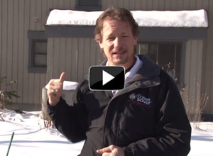 Video about our home energy audit in Wisconsin and Minnesota